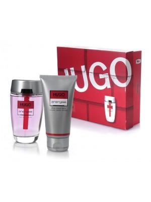 Zestaw Hugo Boss Energise 125ml EDT + 75ml balsam
