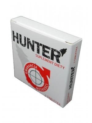 5x Hunter TABLETKI EREKCJA DZIAŁAJĄ TESTOWANE