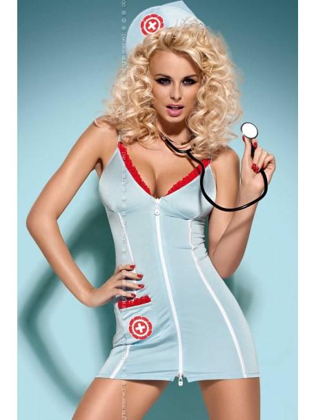 Doctor sukienka+stetoskop