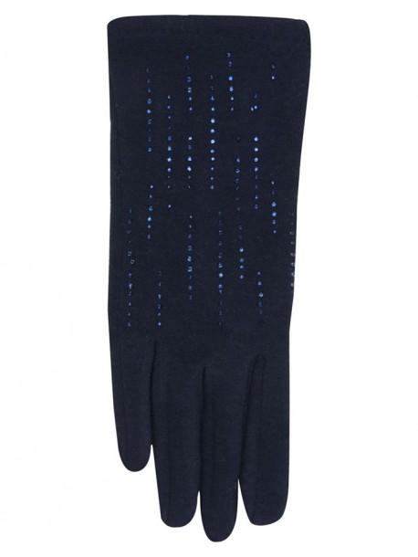 R-052 Rękawiczki damskie z jetami