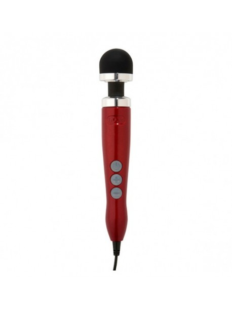 Doxy Number 3 Wand Massager Candy Red