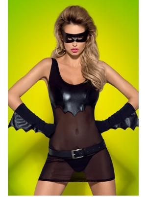 Batty kostium 5-częściowy